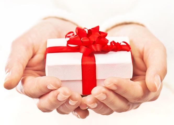В чем секрет подарка 129